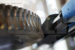 Oli-Ingranometro-Controllo-Ingranaggi-Lavorazioni -Sala-Climatizzata