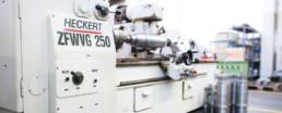 Dentatrice-a-creatore-orizzontale-Heckert-ZFWVG-250-Oli-Officina-Lavorazioni -Ingranaggi